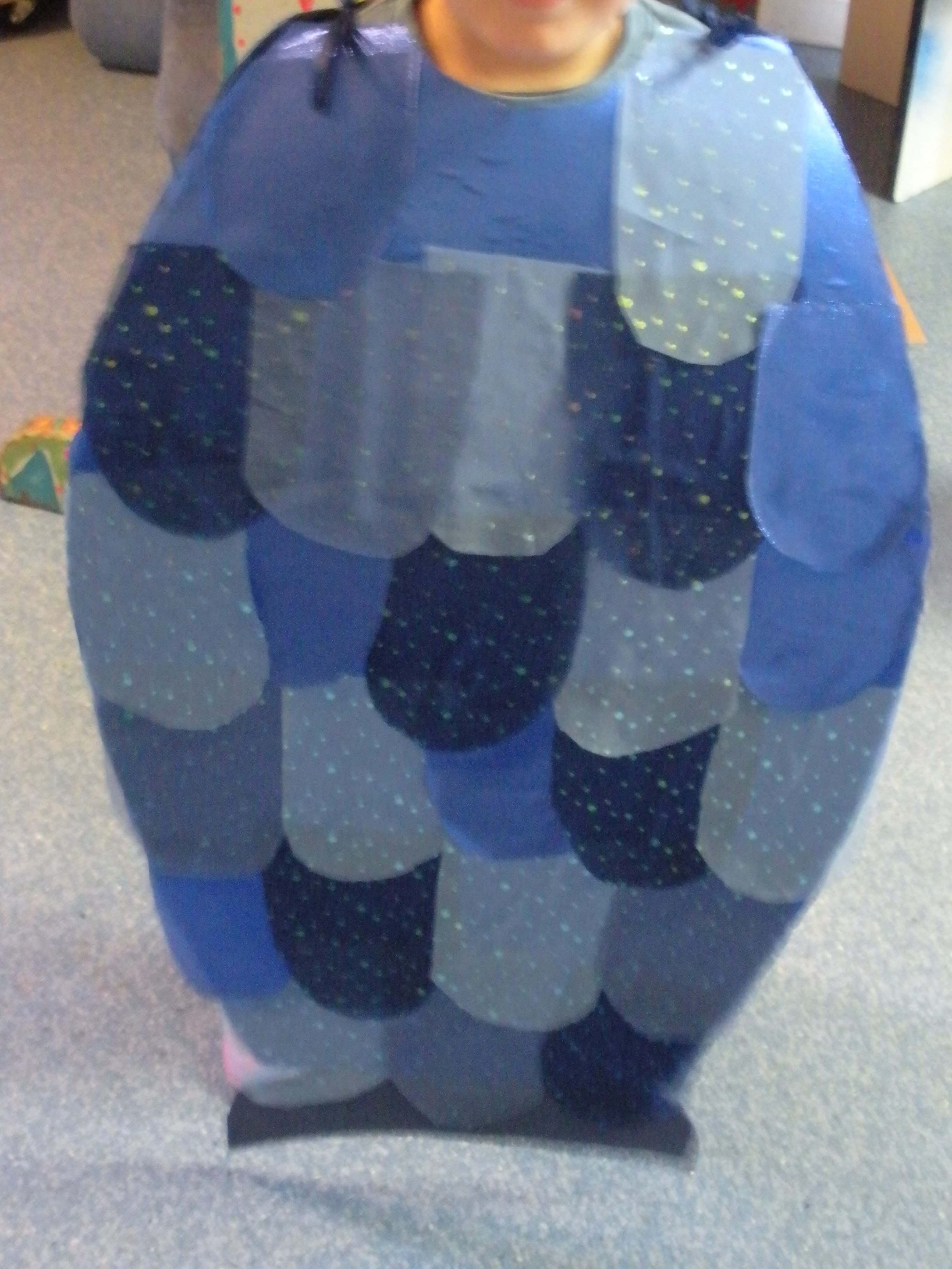 One fish two fish blue fish blue fish blue fish beth for One fish two fish costume