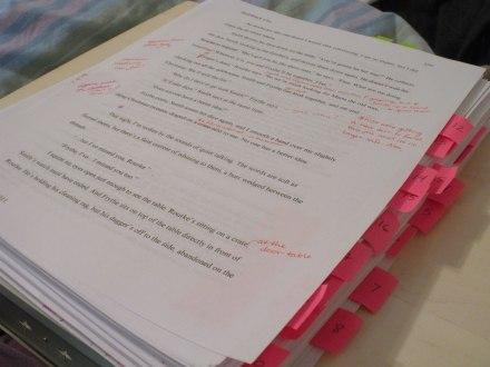 le manuscript