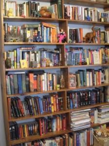 les livres!
