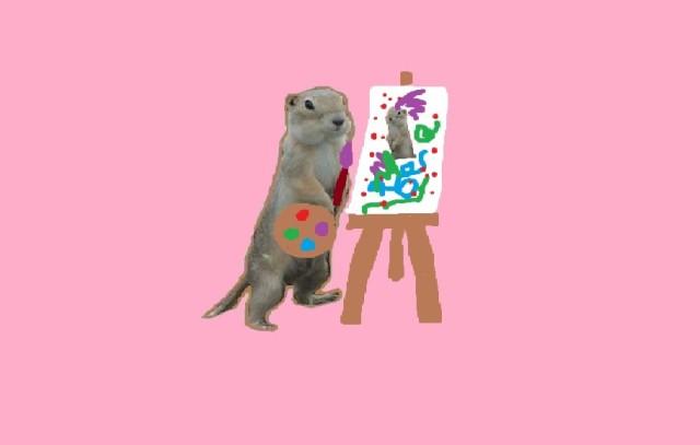 gopher artiste
