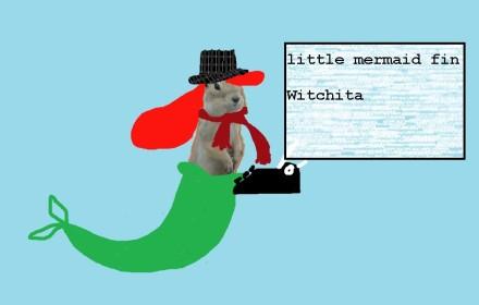 col shifty mermaid poet